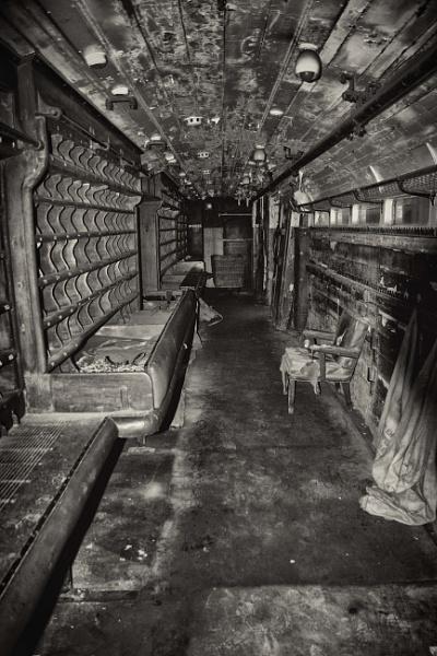 mail train by stevegilman