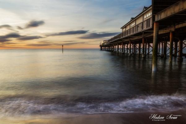 Teignmouth Pier by sunsetskydancer