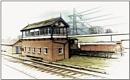Swithland Signal Box by RLF
