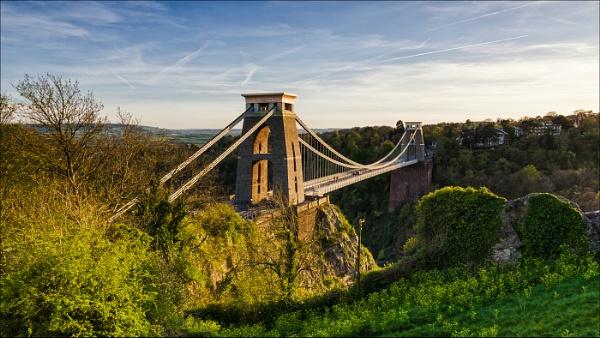 Clifton Suspension Bridge by Kilmas