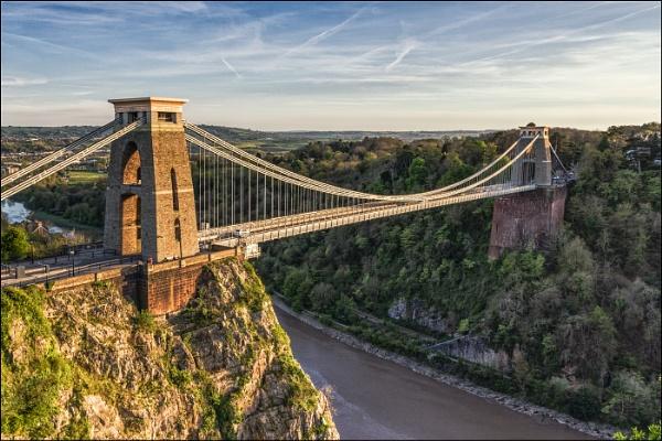 Clifton Suspension Bridge (2) by Kilmas