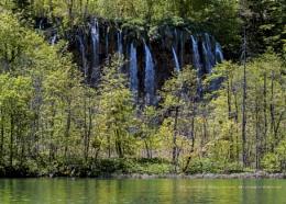 Plitvice spring