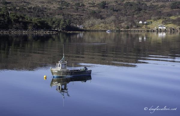 Little boat... by Scottishlandscapes