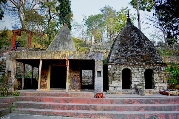 Sitabani Temple [Jim Corbett national Park] India by Bantu