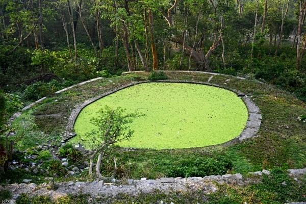 Sitabani Temple[ Jim Corbett national park] India 2 by Bantu