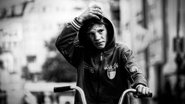Urban Scene CIV by MileJanjic