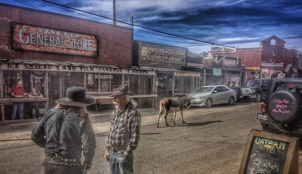 Oatman AZ Gunslingers 11/2016 by knottone1