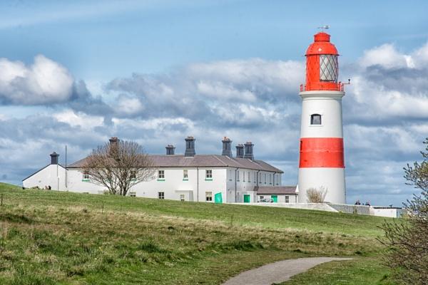Souter Lighthouse, Sunderland by wrighty76