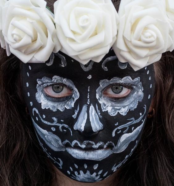 Sugar Skull by CharlotteHardy