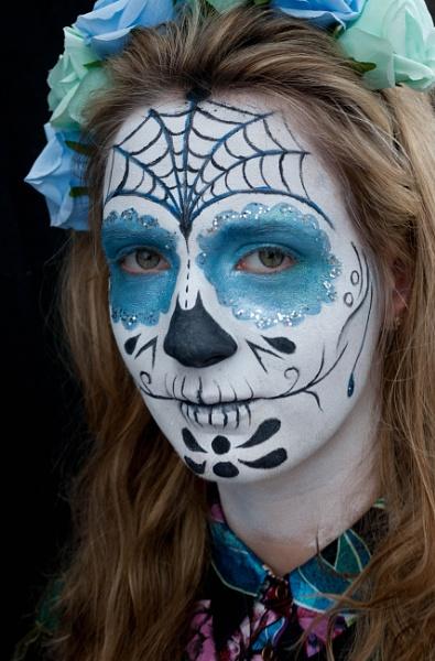Dia de los muertos by CharlotteHardy