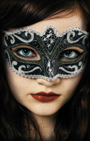 masquerade by FyneChris