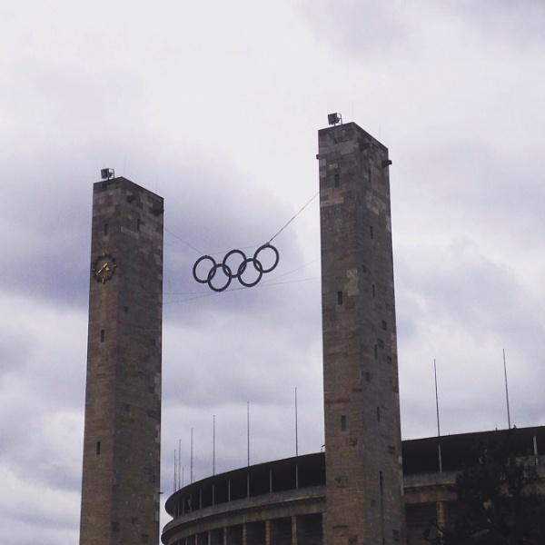 Olympic Stadium in Berlin by JoshMorris