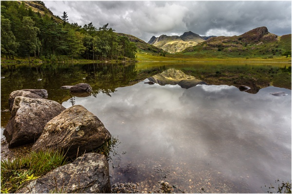 Blea Tarn by MalcolmS