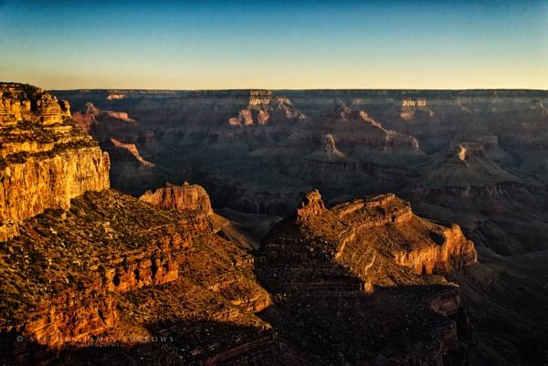 Canyon Sunrise by Stephen_B