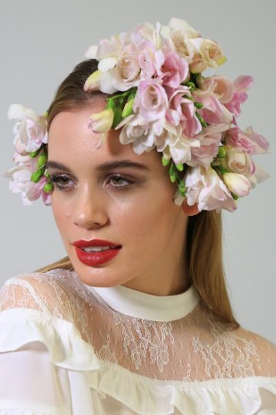 Flowers in her hair by brianwakeling