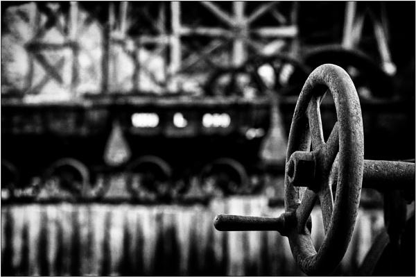 Control Wheel by woolybill1