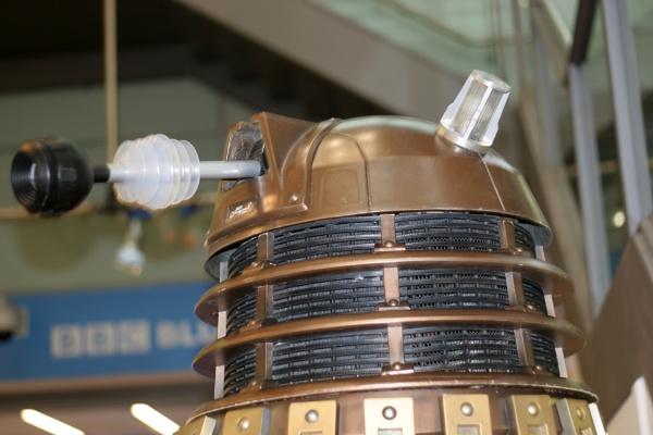 Dalek by happysnapperman