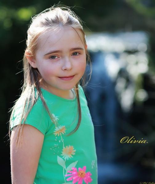 Olivia. by mex