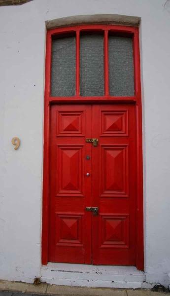 Red Door by robst