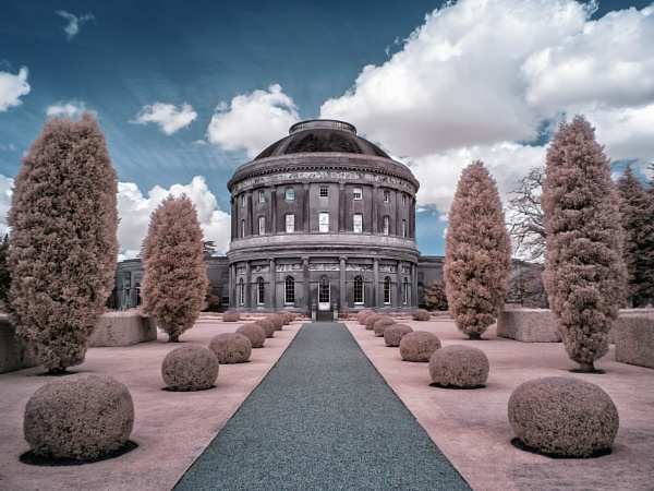 Ickworth House Rotunda by Adee