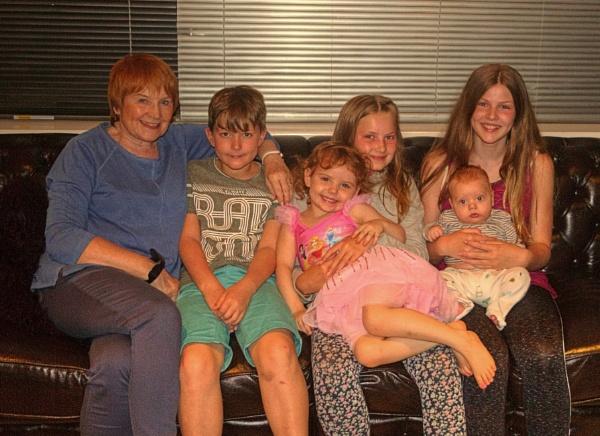 My Grandchildren & I by Irishkate