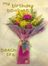 My Birthday Bouquet by Irishkate