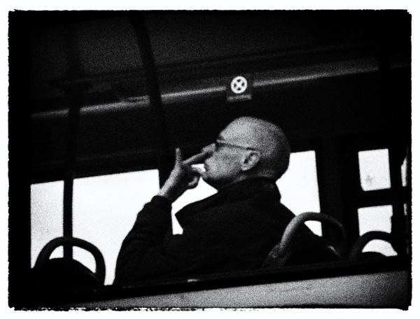 BOGEYMAN ON A BUS by hobbo