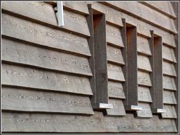 Wood grain & Shapes