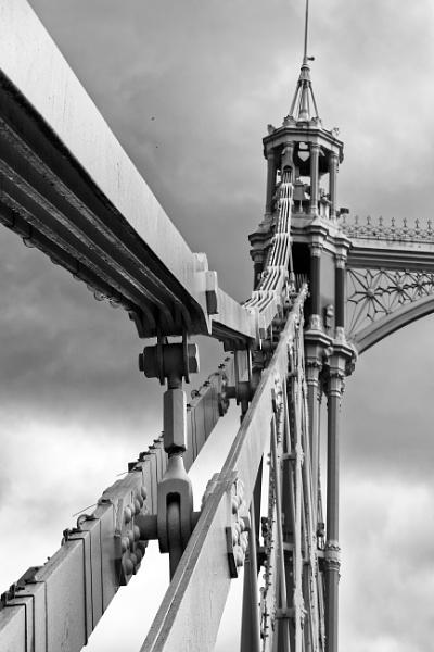 Albert Bridge by tf