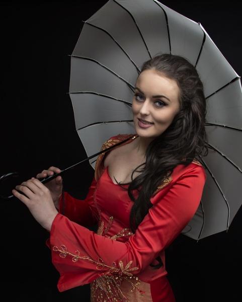 Geisha girl by Bickeringbush