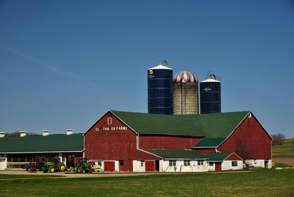 Southern Ontario farm by djh698