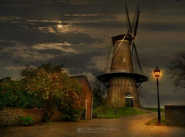Buren Mill. by colijohn