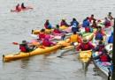 Kayak  Colour by tonyguitar