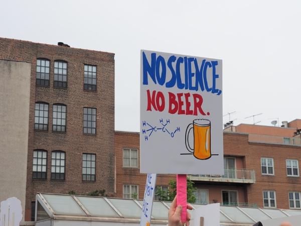 Science is not a belief by handlerstudio