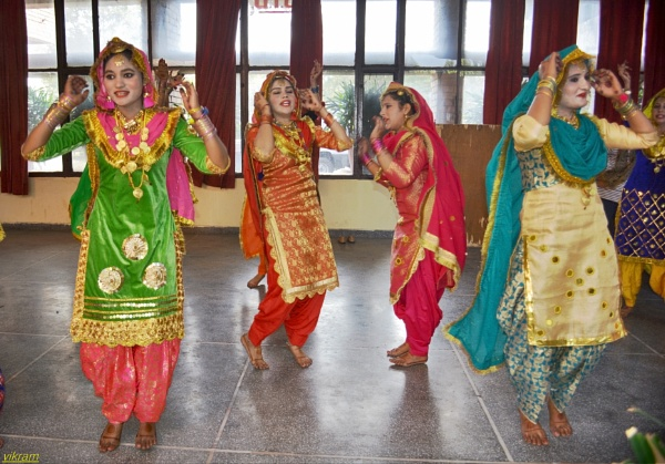 Punjabi Gidha [India] by Bantu