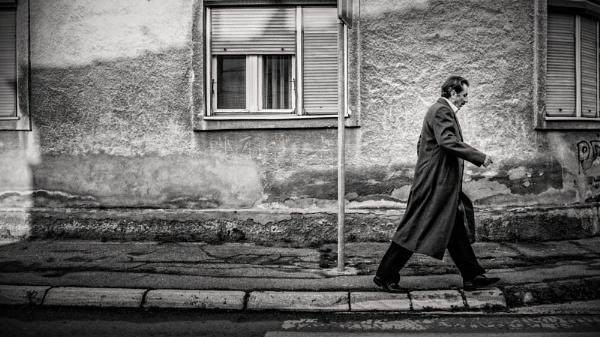 Urban Scene CXI by MileJanjic