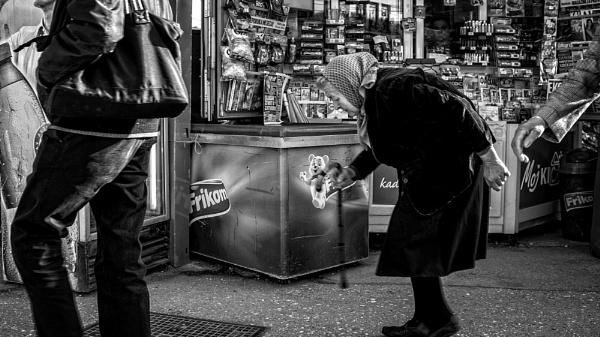 Urban Scene CXIII by MileJanjic