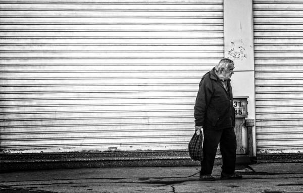 Urban Scene CXIV by MileJanjic
