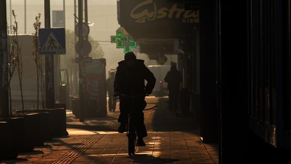 Urban Scene CXVI by MileJanjic