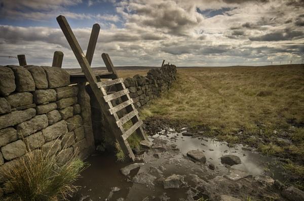 Muddy Stile by iangilmour
