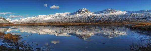 Fáskrúðsfjörður Iceland by Legend147