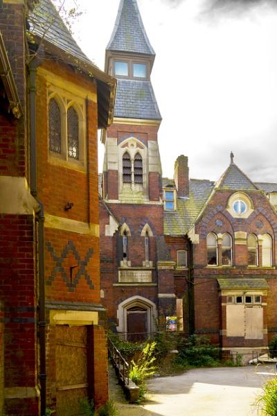 St. Joseph\'s Orphanage, Preston by kip55
