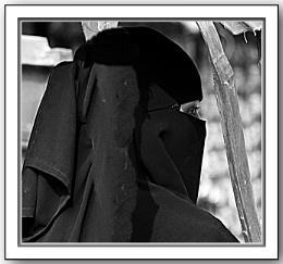 *** Lady in Black ***