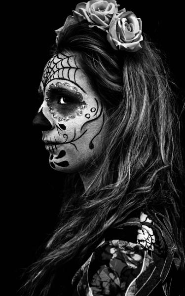 Skull by CharlotteHardy