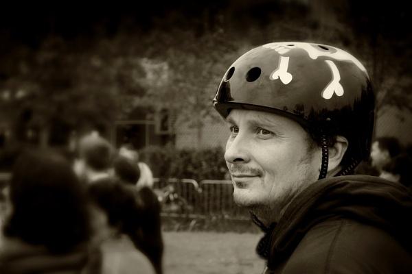 skull rider by leo_nid