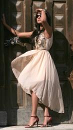 Top Model Amber Joseph