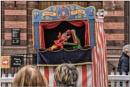 Punch & Judy man by TrevBatWCC