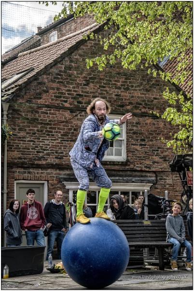 Man with Big Balls by TrevBatWCC