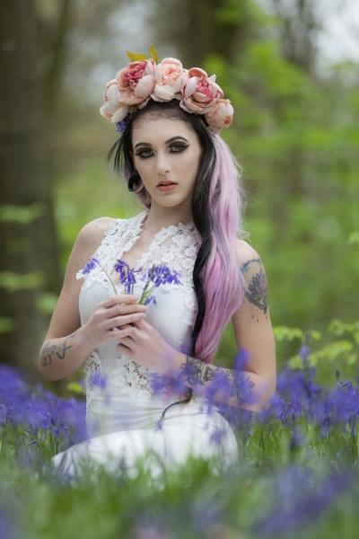 Woodland fairy... by steve_eb