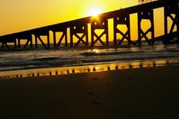 Sun, sea and sand...